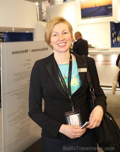 Baltijas valstis piedalās Vācijas tūrisma izstādē «ITB Berlin». Atbalsta: «Sixt Latvija»