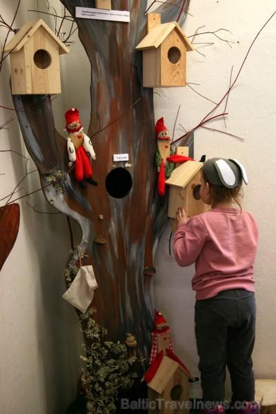 Džūkstes Pasaku muzejā Tukuma novadā, uzsākot skolotāja un folklorista A. Lerha-Puškaiša 160. jubilejas gadu, atklāta Pasaku istaba, kur ir iespēja iz 248731