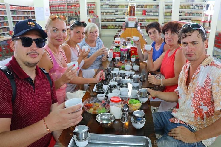 Travelnews.lv Dalatas pilsētā iepazīst kafijas grauzdētavu un restorānu. Atbalsta: 365 brīvdienas un Turkish Airlines