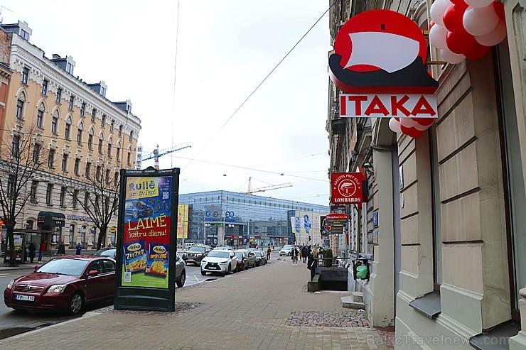Polijas lielākais tūroperators «Itaka» 15.03.2019 atver savu pirmo pārdošanas biroju Rīgā uz Merkeļa ielas