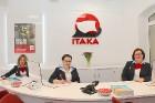 Polijas lielākais tūroperators «Itaka» 15.03.2019 atver savu pirmo pārdošanas biroju Rīgā uz Merkeļa ielas 2