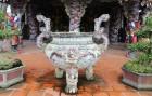 Travelnews.lv iepazīst vjetnamiesu budistu templi Linh-Phuoc-Pagode Dakotā. Atbalsta: 365 brīvdienas un Turkish Airlines 79