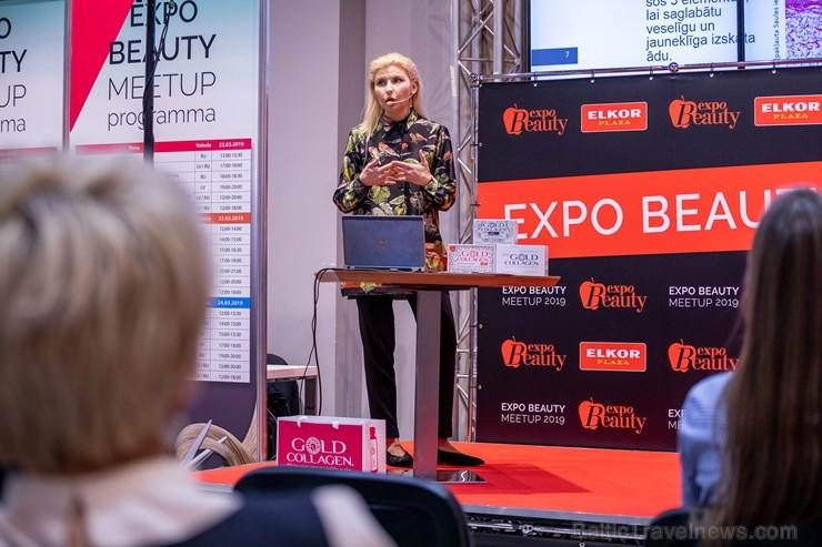 Universālveikalā «Elkor Plaza» uz pavasara skaistuma pasākumu «Expo Beauty Meetup 2019» vienkopus pulcējās vairāk nekā 50 skaistuma industrijas profes 249902