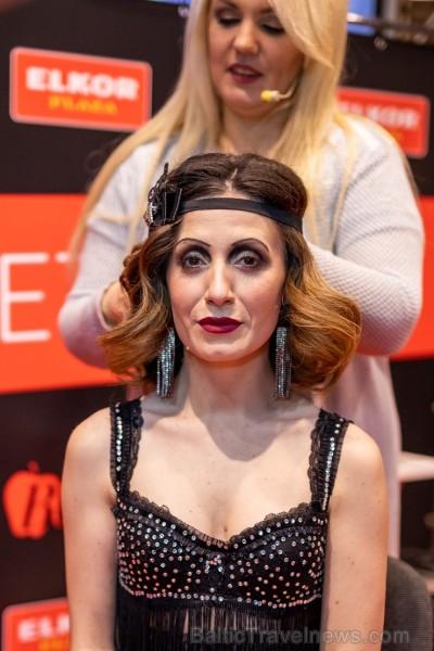 Universālveikalā «Elkor Plaza» uz pavasara skaistuma pasākumu «Expo Beauty Meetup 2019» vienkopus pulcējās vairāk nekā 50 skaistuma industrijas profes