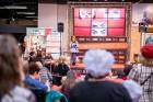 Universālveikalā «Elkor Plaza» uz pavasara skaistuma pasākumu «Expo Beauty Meetup 2019» vienkopus pulcējās vairāk nekā 50 skaistuma industrijas profes 9