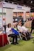Universālveikalā «Elkor Plaza» uz pavasara skaistuma pasākumu «Expo Beauty Meetup 2019» vienkopus pulcējās vairāk nekā 50 skaistuma industrijas profes 10