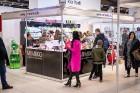 Universālveikalā «Elkor Plaza» uz pavasara skaistuma pasākumu «Expo Beauty Meetup 2019» vienkopus pulcējās vairāk nekā 50 skaistuma industrijas profes 11