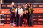 Universālveikalā «Elkor Plaza» uz pavasara skaistuma pasākumu «Expo Beauty Meetup 2019» vienkopus pulcējās vairāk nekā 50 skaistuma industrijas profes 20