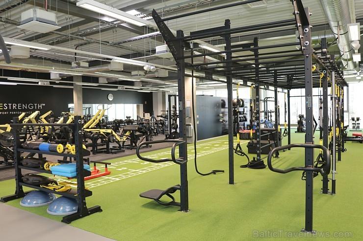 Fitnesa klubu tīkls «MyFitness Latvia» atver 03.04.2019 jaunu klubu Rīgā, Dzelzavas ielā 78