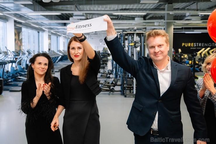 2019. gada 3. aprīlī Purvciemā, Dzelzavas ielā 78, atklāts jauns sporta klubs - MyFitness Dzelzava
