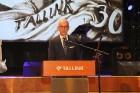 Prāmju kompānija «Tallink Grupp» uz «Romantika» klāja svin 30 gadu jubileju un 13 gadus Latvijā 12