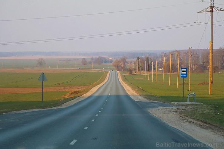 Travelnews.lv apceļo Dobeli, Īli un Rīgu ar jauno «Mazda3»
