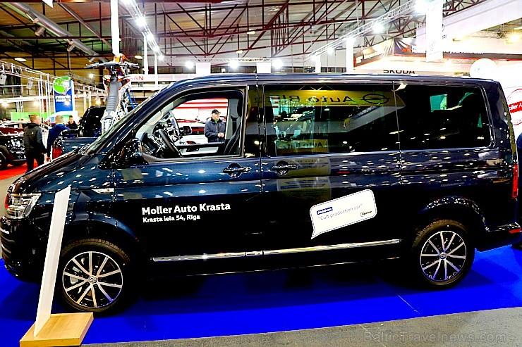 Starptautiskā autoizstāde «Auto 2019» piedāvā auto mobilitātes un servisa iespējas