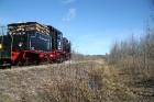 Bānitis ir vienīgais regulāri kursējošais šaursliežu vilciens Baltijas valstīs. 2