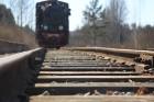 Vienīgais regulāri kursējošais šaursliežu vilciens Baltijas valstīs, bānitis 11