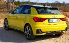 Travelnews.lv ar jauno «Audi A1» apceļo Amatciemu un «Jonathan Spa Estate» 55