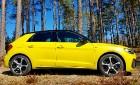Travelnews.lv ar jauno «Audi A1» apceļo pavasarīgo Pierīgu 2