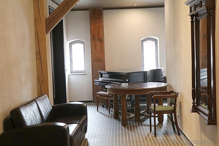 Travelnews.lv kopā ar «Turkish Airlines» apmeklē 5 zvaigžņu viesnīcu «Promenade Hotel Liepaja» un restorānu «Piano»