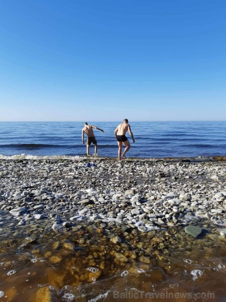 Somu līcis, 20.aprīlis Pārgājiens: Ontikas Ekspedīcija - noslēguma pelde īsajās distancēs!