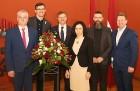 Travelnews.lv apmeklē Latvijas Republikas Saeimu, kur pirmo reizi svin Latgales kongresa dienu 41