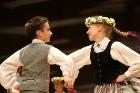 Travelnews.lv izbauda bērnu un jauniešu deju kolektīva «Pīlādzītis» koncertu «Deju karuselis» 17
