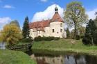Travelnews.lv apciemo pavasarīgo Jaunpils pili un izbauda kroga ēdienkarti 1