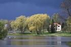 Travelnews.lv apciemo pavasarīgo Jaunpils pili un izbauda kroga ēdienkarti 3