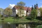 Travelnews.lv apciemo pavasarīgo Jaunpils pili un izbauda kroga ēdienkarti 44