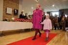 Tvīda brauciens Ogrē 4. maijā kļuvis par neatņemamu Latvijas neatkarības atjaunošanas dienas pasākumu atzīmēšanas daļu un arī šogad lietus un aukstums 26