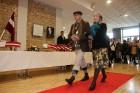 Tvīda brauciens Ogrē 4. maijā kļuvis par neatņemamu Latvijas neatkarības atjaunošanas dienas pasākumu atzīmēšanas daļu un arī šogad lietus un aukstums 27