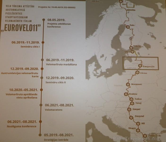 Travelnews.lv piedalās velotūrisma Austrumlatvijas projekta konferencē