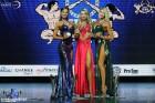 Spānijas pilsētas Santa Susanna norisinājās IFBB Eiropas čempionāts fitnesā un bodibildingā junioriem, pieaugušajiem un veterāniem 2019, kurā triumfēj 10