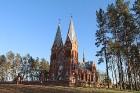Travelnews.lv iesaka apciemot Viļaku un apskatīt burvīgo neogotikas stila baznīcu 4