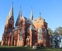 Travelnews.lv iesaka apciemot Viļaku un apskatīt burvīgo neogotikas stila baznīcu 5