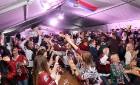 Hokeja fanu māja «Dinamo Rīga»: Latvija uzvar Austriju ar teicamu rezultātu. Atbalsta: «Rīga Istande Hotel» 20