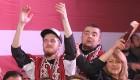 Hokeja fanu māja «Dinamo Rīga»: Latvija uzvar Austriju ar teicamu rezultātu. Atbalsta: «Rīga Istande Hotel» 47
