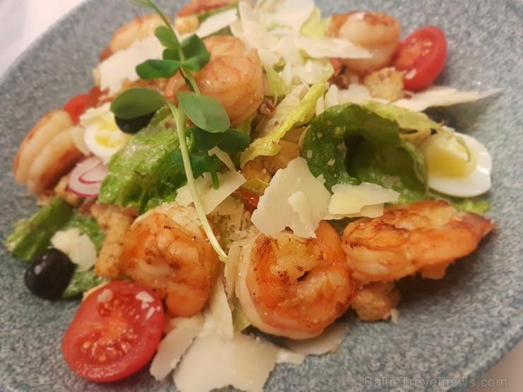 Viesnīcas AVALON HOTEL & Conferences restorānā tapusi jauna ēdienkarte, kurā pieejami vairāk nekā 30 dažādi ēdieni