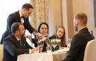 «Grand Hotel Kempinski Riga» telpās 15.05.2019 norisinās Latvijas Vīnziņu Asociācijas atvērtais čempionāts «Pommery Cup» 4
