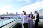 Oficiāli 16.05.2019 tiek atklāta viena no skaistākajām Rīgas 4 zvaigžņu viesnīcām - «Wellton Riverside SPA Hotel» 4