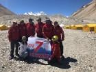 Tūroperatora Alida Tūrs valdes priekšsēdētājs Arno Ter-Saakovs piepildījis savu sapni un sasniedzis pasaules augstāko virsotni Everestu 3