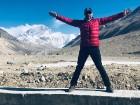 Tūroperatora Alida Tūrs valdes priekšsēdētājs Arno Ter-Saakovs piepildījis savu sapni un sasniedzis pasaules augstāko virsotni Everestu 19