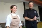 «Schwarzreiter» garša no Michelin pavāres Maike Menzel ir baudāma 2 dienas Rīgā - restorānā «Stage22» 2