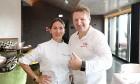 «Schwarzreiter» garša no Michelin pavāres Maike Menzel ir baudāma 2 dienas Rīgā - restorānā «Stage22» 57