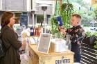Rīgas viesnīcas «Radisson Blu Rīdzene Hotel» restorāns «Piramīda» 23.05.2019 atklāj vasaras terasi 24