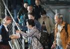 Rīgā 24.05.2019 pirmo reizi ierodas tūristi no Dienvidkorejas ar tiešo «Korean Air» čarterlidojumu 17