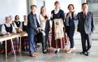 Rīgā 24.05.2019 pirmo reizi ierodas tūristi no Dienvidkorejas ar tiešo «Korean Air» čarterlidojumu 20
