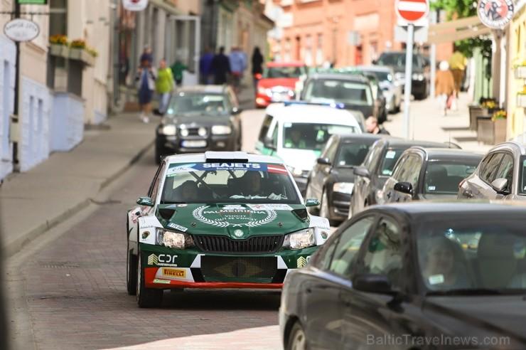 «Rally Liepāja» apvieno Kurzemes reģiona labākos ātrumposmus jeb Latvijas rallija