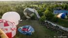 Festivāla laikā virs Kuldīgas krāšņi pacēlās vairākas gaisa balonu ekipāžas un priecēja kuplo apmeklētaju pulku 23