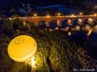 Festivāla laikā virs Kuldīgas krāšņi pacēlās vairākas gaisa balonu ekipāžas un priecēja kuplo apmeklētaju pulku 58