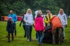 Visu Siguldas pilsētas svētku garumā siguldieši un pilsētas viesi baudīja krāšņu mākoņu kuģu rīta un vakara lidojumus 19